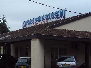 Carrosserie Rousseau Serge
